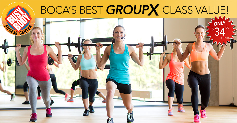 3-Day Free Gym Pass to Busy Body Fitness Center