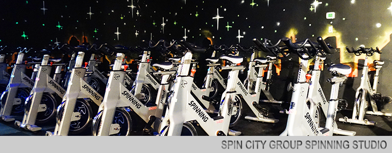 Group Exercise Classes & Spin City