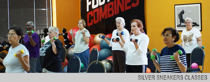 Authorized Silver Sneakers Fitness Program & Classes