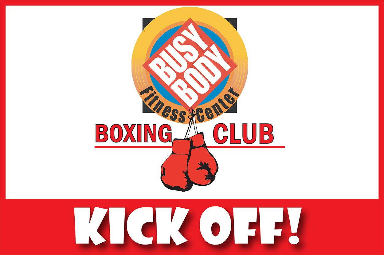 Boxing Club Launch