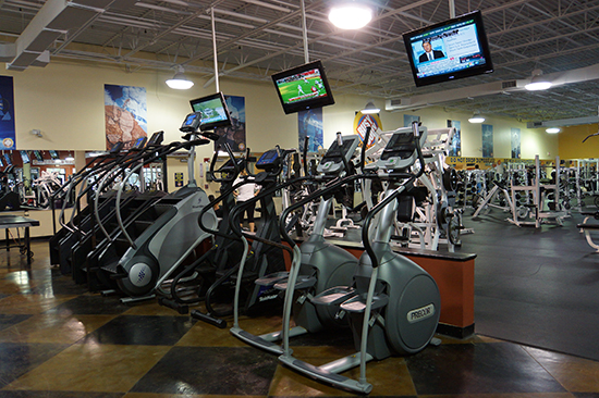 Ellipticals & Step Mills