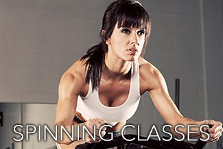 Spin City Spinning Classes at Busy Body Fitness Center West