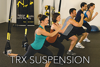 TRX Suspension Training Classes at Busy Body Fitness Center West