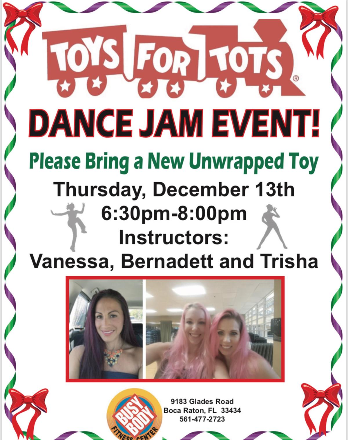 Dance Jam Event
