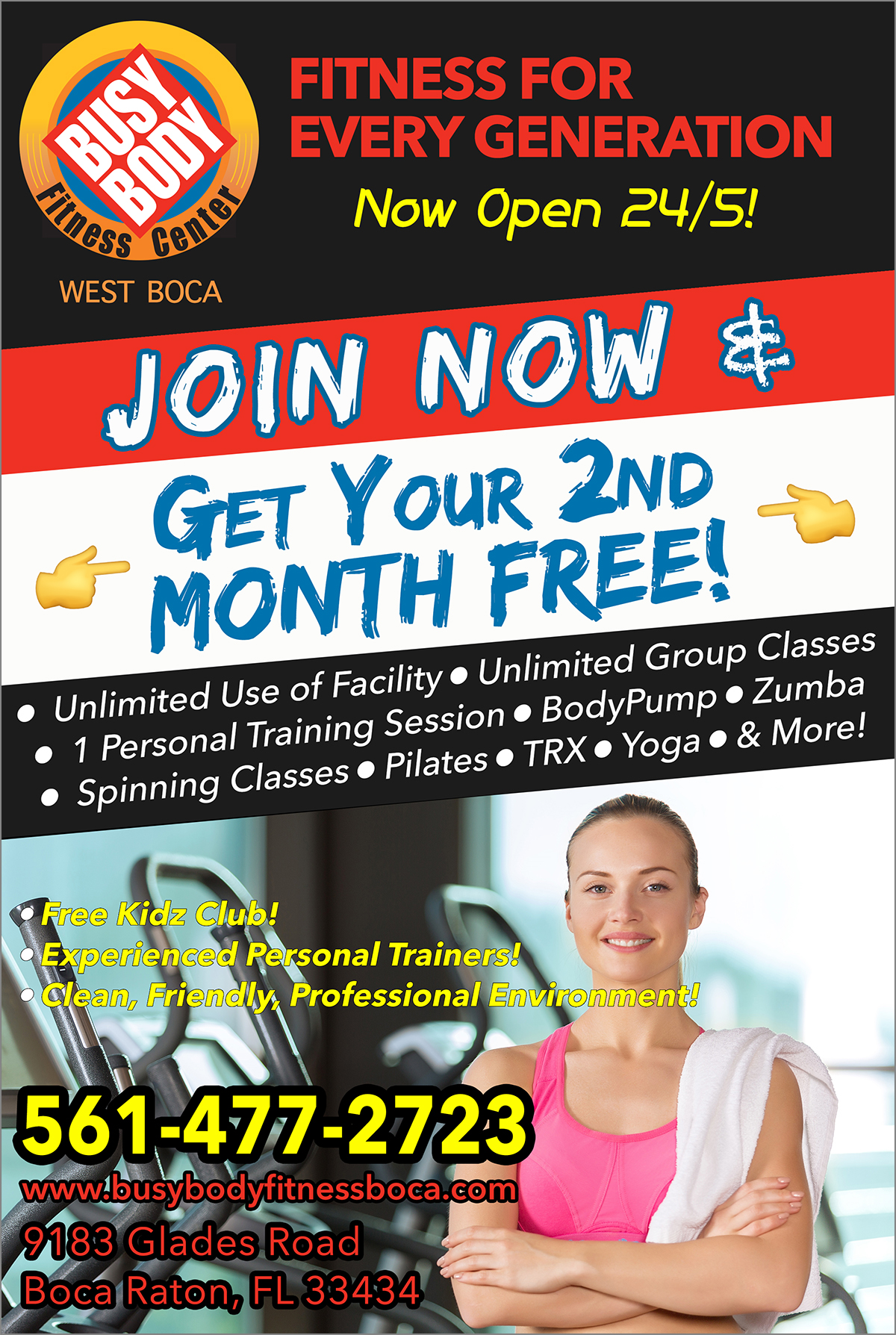 Join Now & Get Your 2nd Month Free