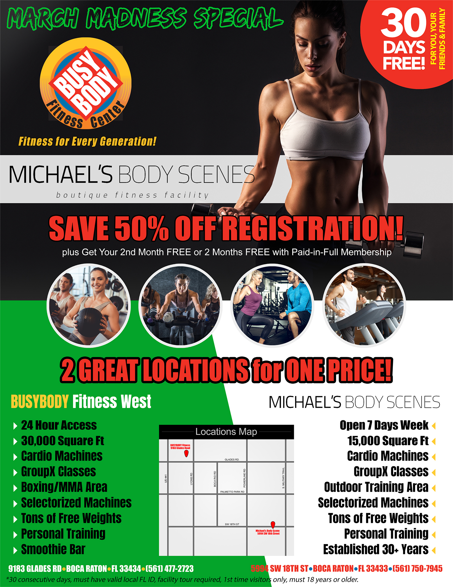 March Madness Membership Special